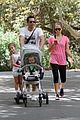 jessica alba family hike 24