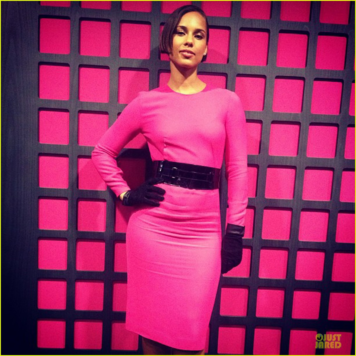 alicia keys power pink at bbc 05