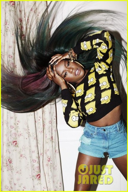 azealia banks spin refinery performance 082715527