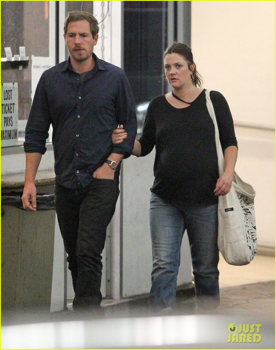 drew barrymore will kopelman dinner with parents 022726869