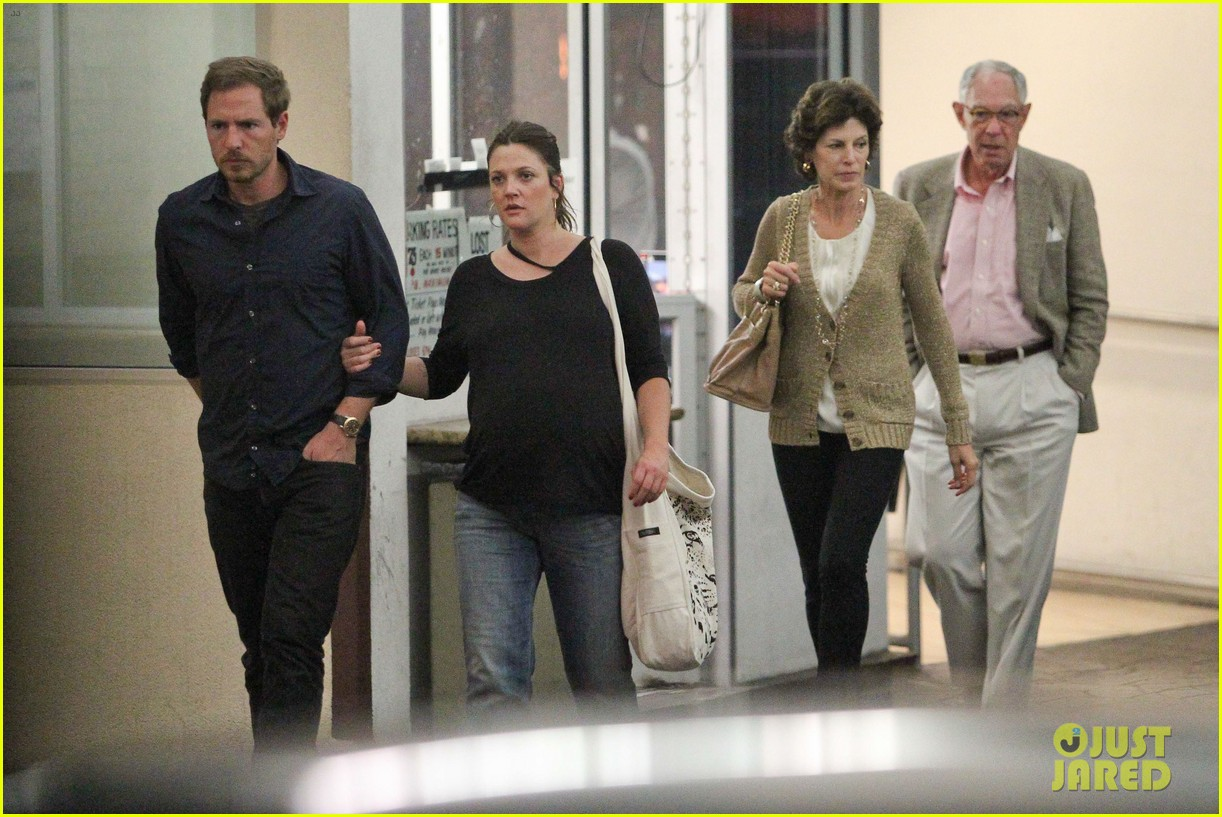 drew barrymore will kopelman dinner with parents 062726873