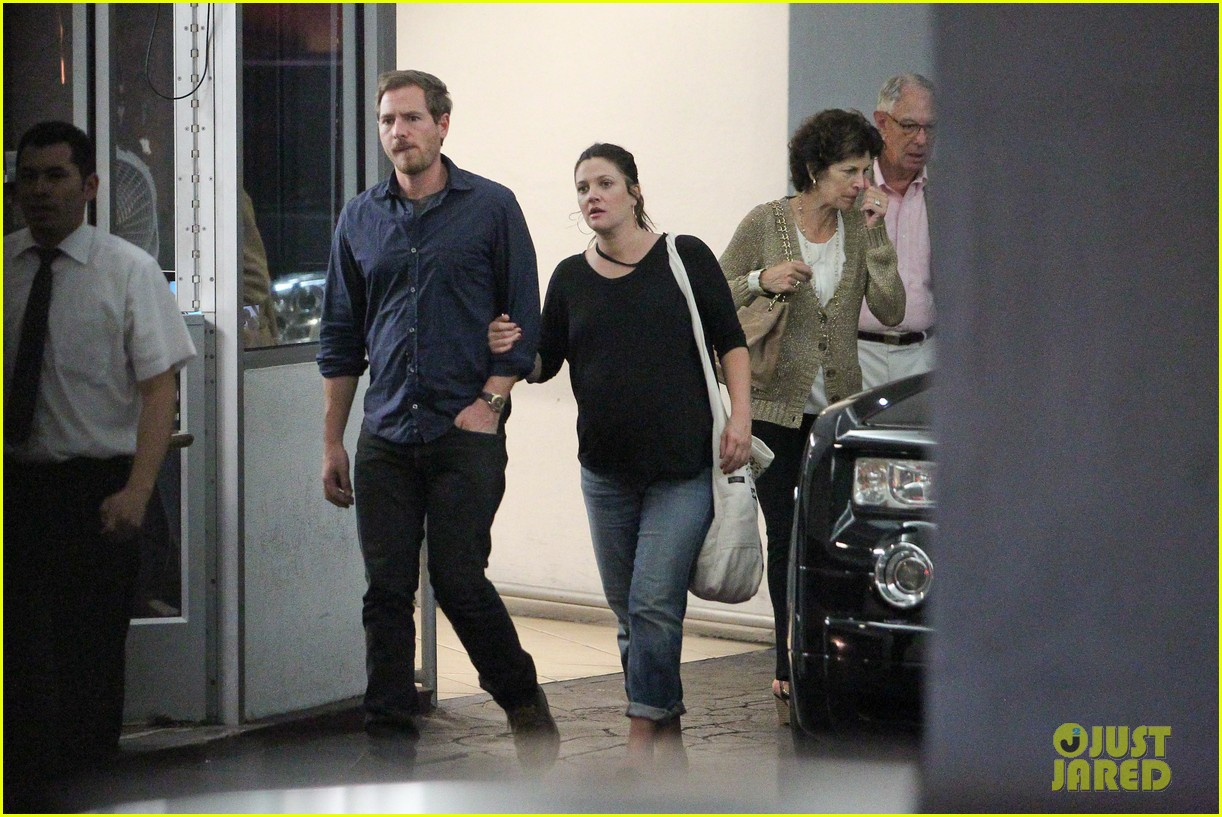 drew barrymore will kopelman dinner with parents 17