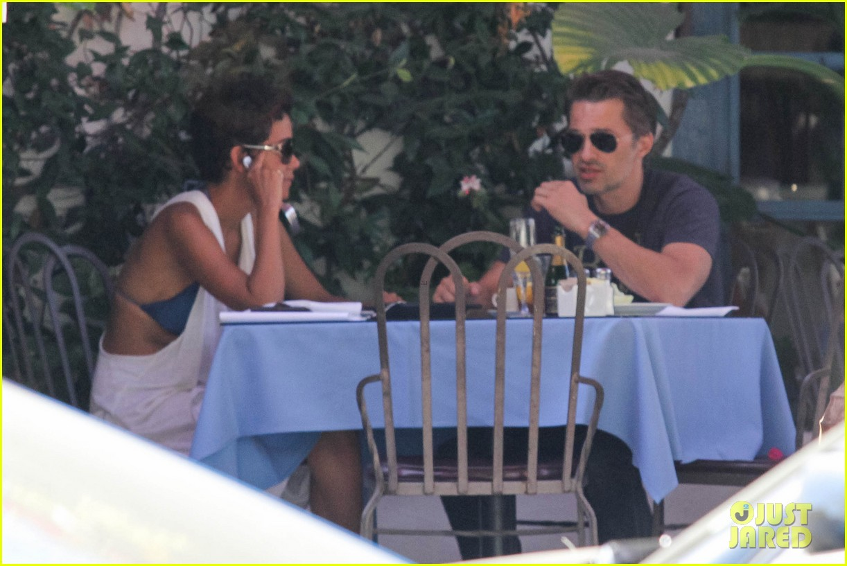 halle berry olivier martinez malibu shopping mates 02