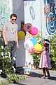 halle berry olivier martinez karate birthday party with nahla 09