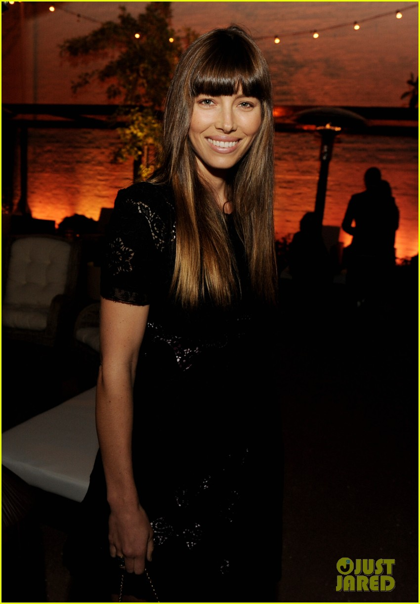 jessica biel troube with curve after party 01