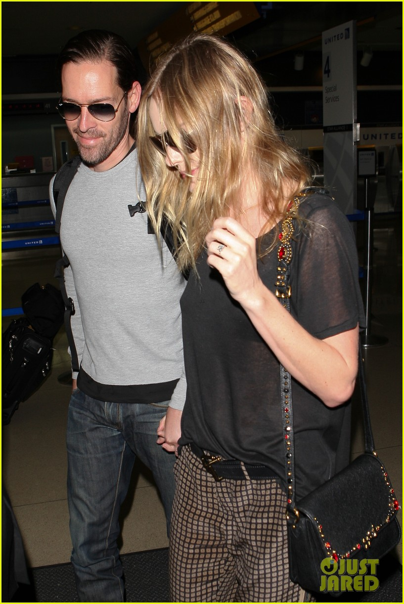 kate bosworth michael polish farewell fashion week 04