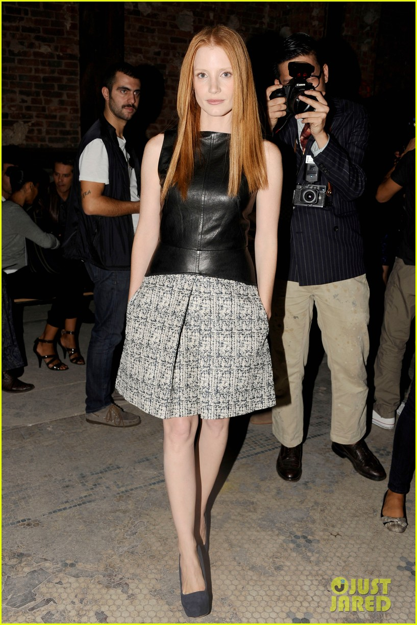 kate bosworth jessica chastain proenza schouler show 01