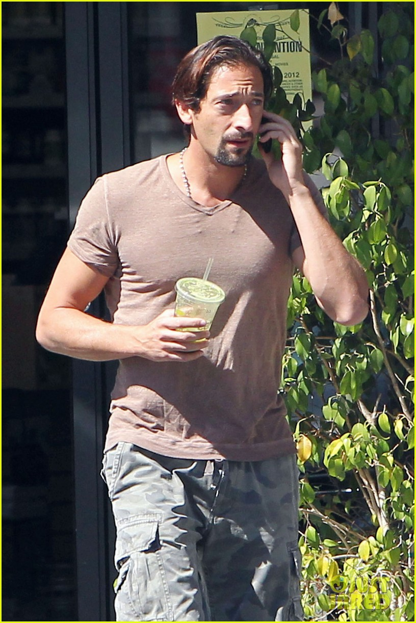 adrien brody down time after motor city shut down 032713856