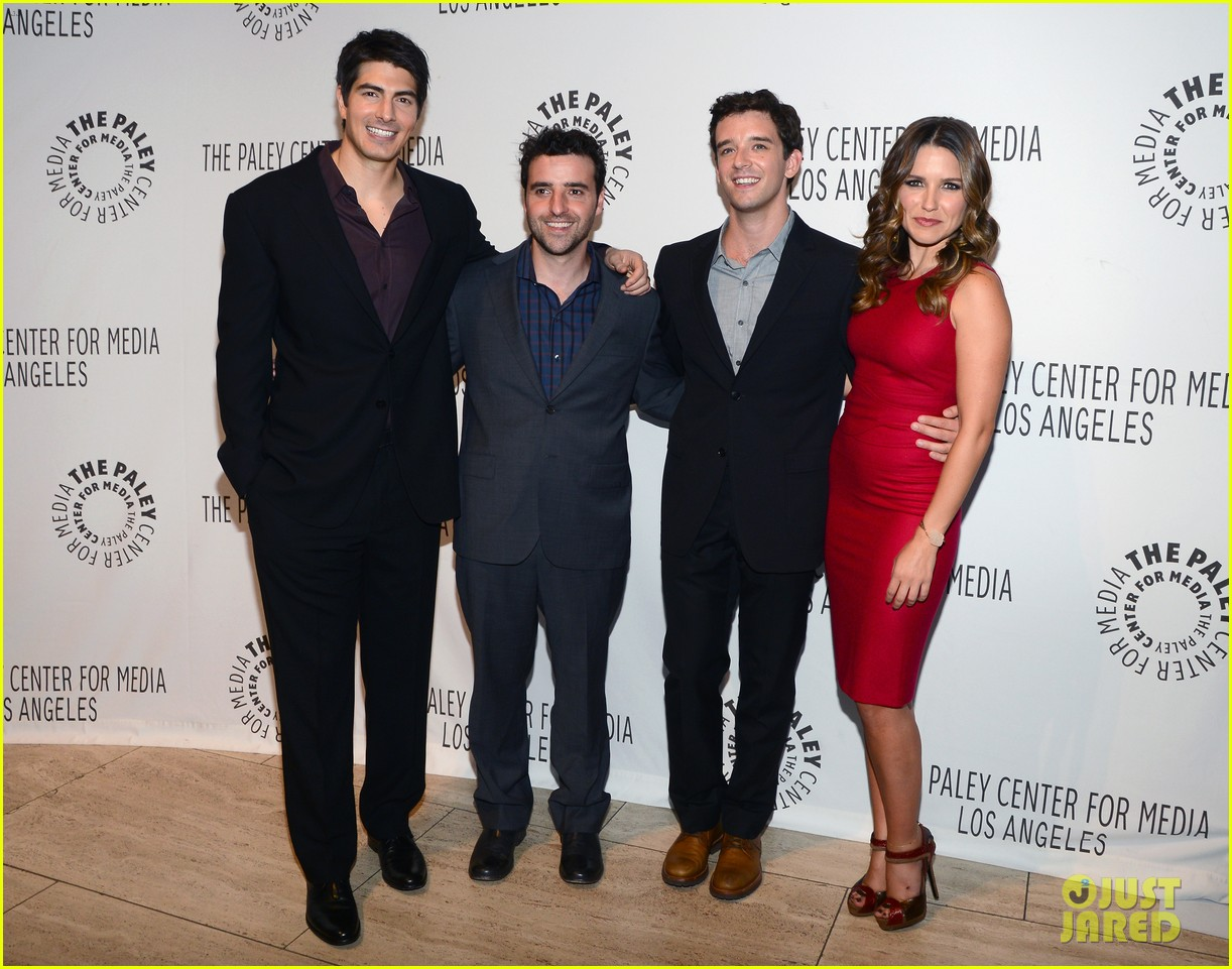 sophia bush paleyfest with partners cast 03