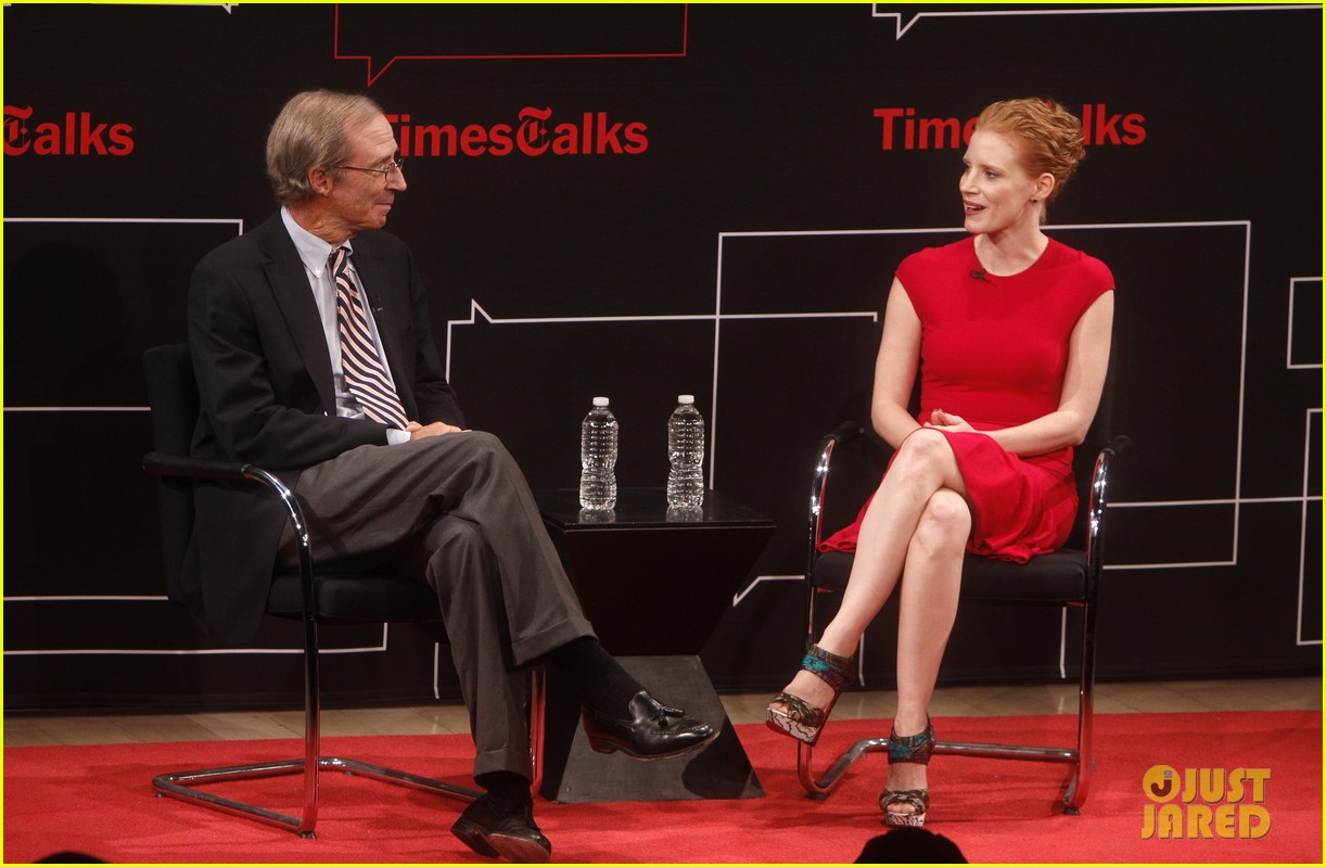 jessica chastain times talk 102719049