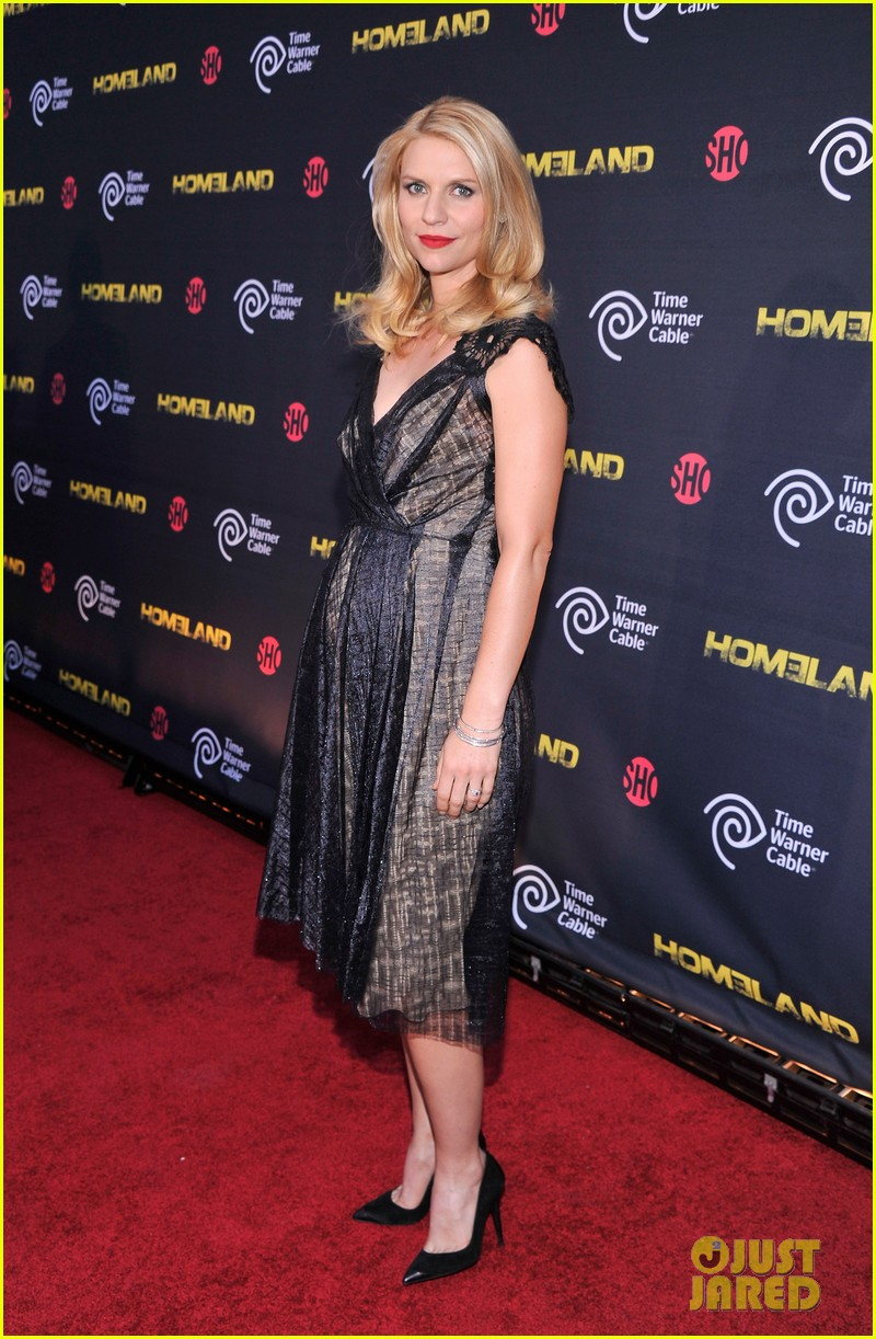 claire danes homeland premiere with damian lewis 06