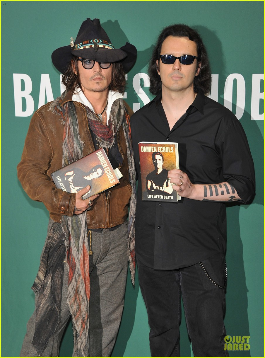 johnny depp damien echols book discussion 08