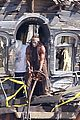 johnny depp armie hammer lone ranger set 11