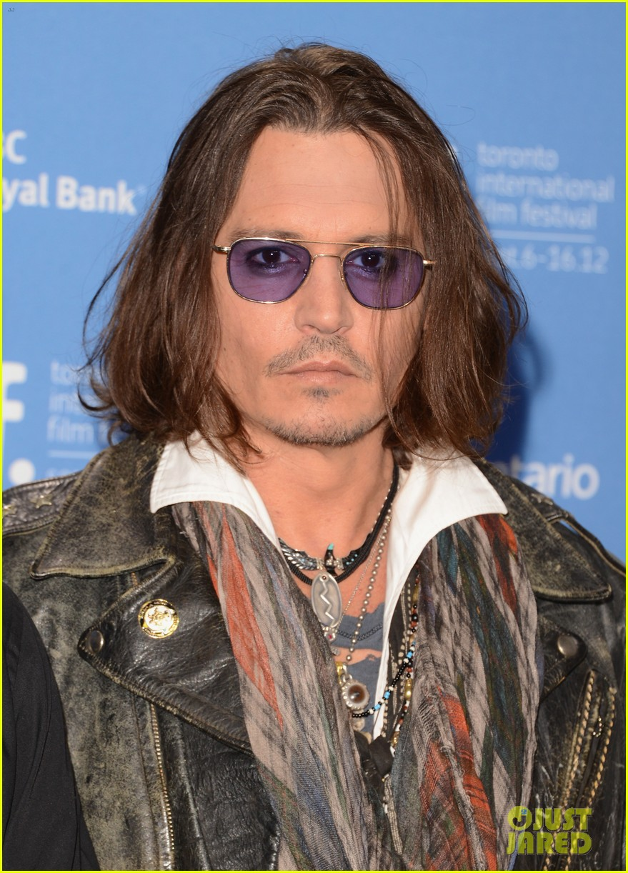 johnny depp west of memphis premiere at tiff 02