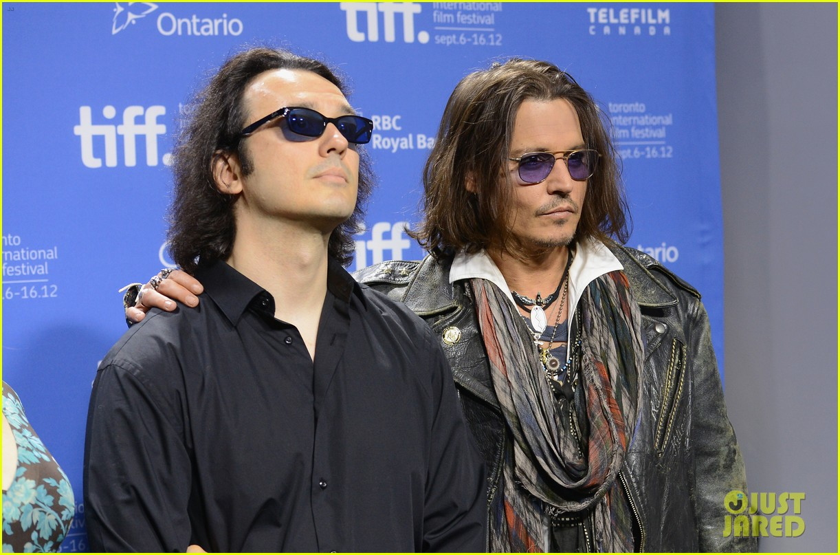 johnny depp west of memphis premiere at tiff 042717325
