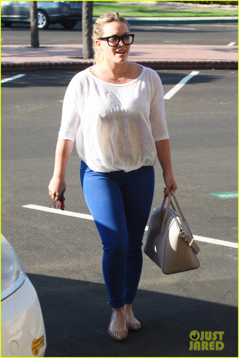 hilary duff palos verdes with haylie 11