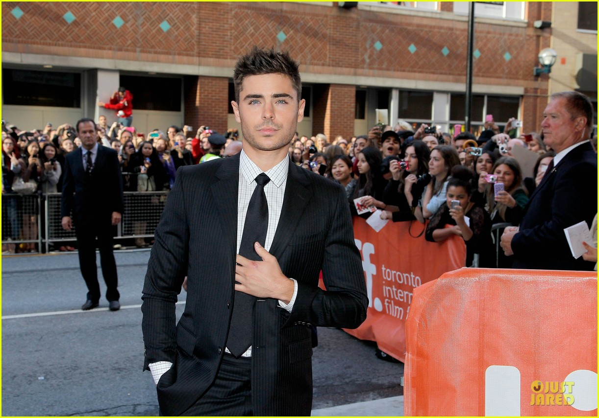zac efron paperboy premiere tiff 07