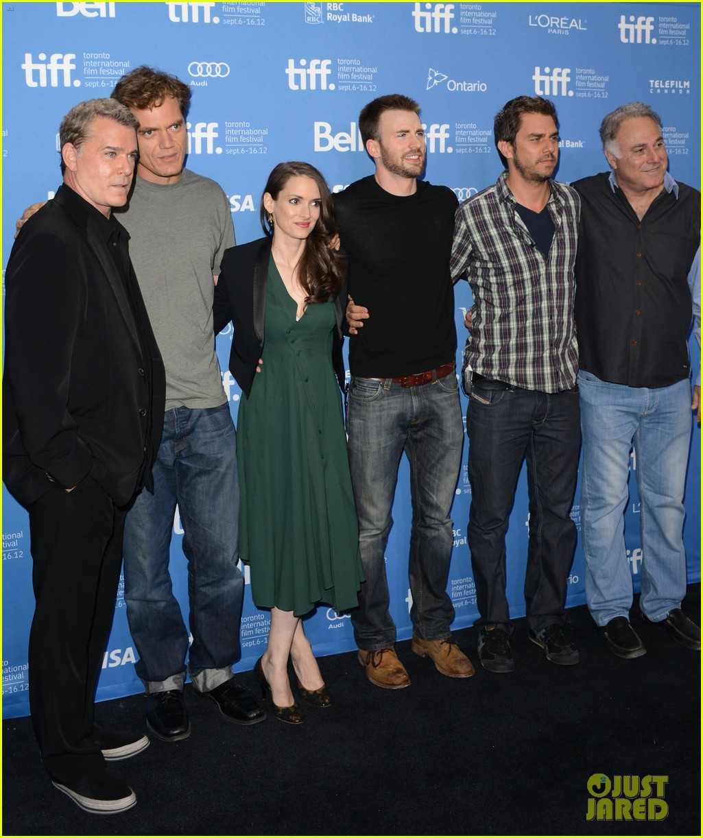 chris evans winona ryder iceman tiff photo call 142718799
