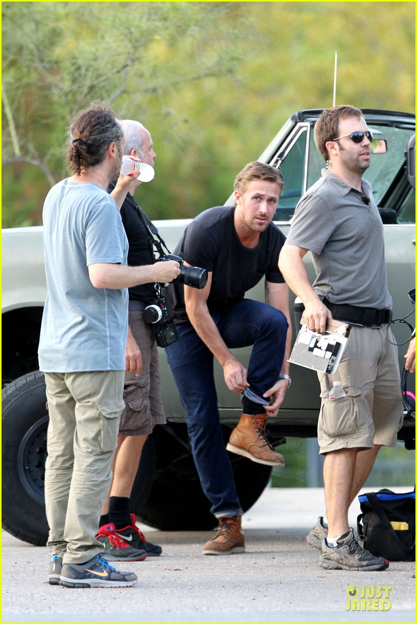 ryan gosling rooney mara untitled terrence malik project set 12