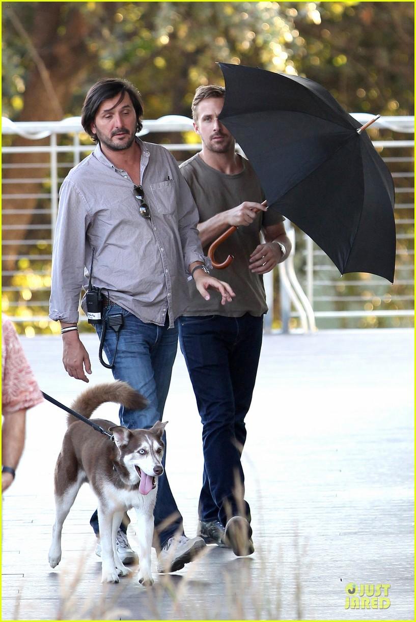 Ryan Gosling & Rooney Mara: 'Untitled Terrence Malick Project' Set! Ryan Gosling