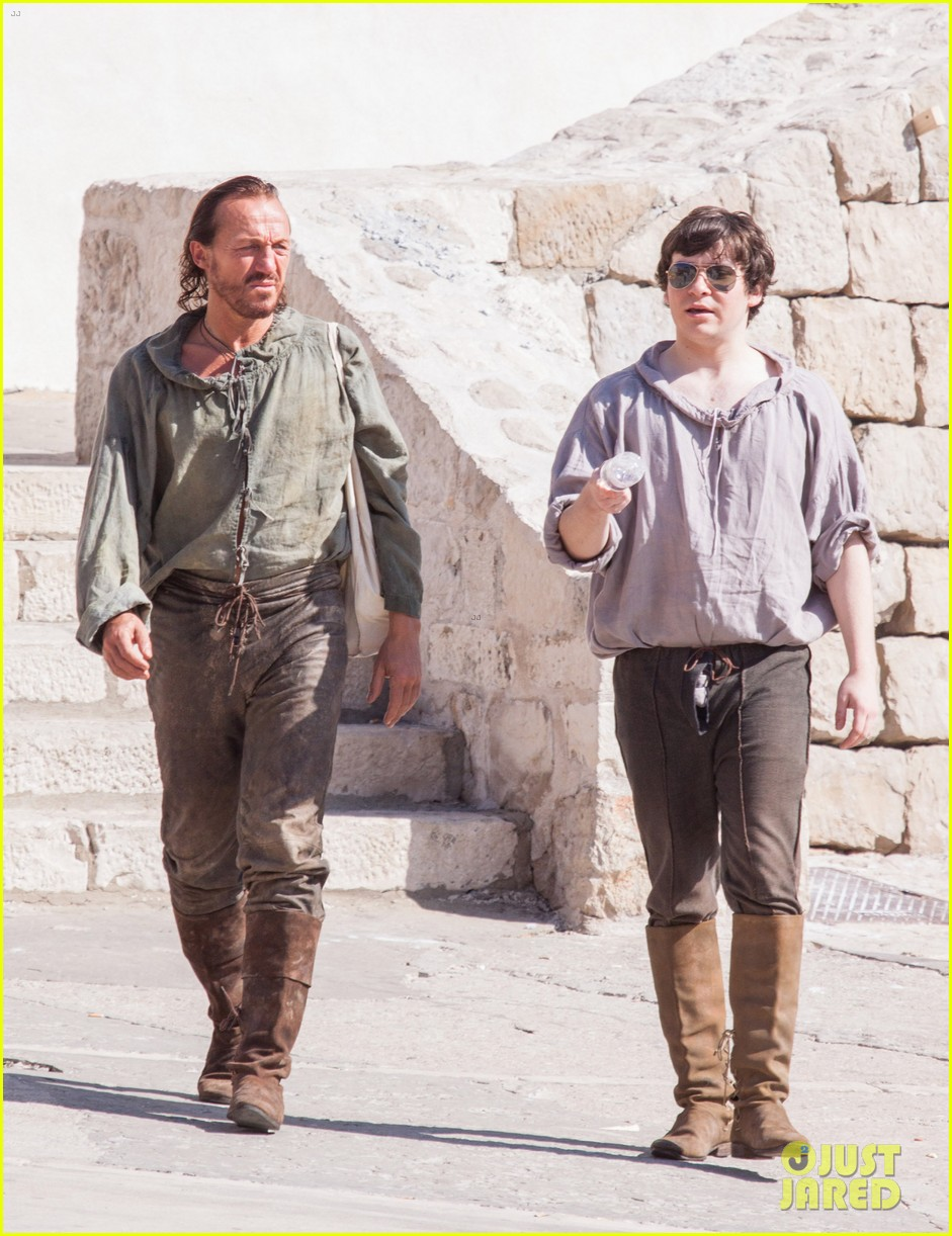 lena headey peter dinklage game of thrones season 3 set 11