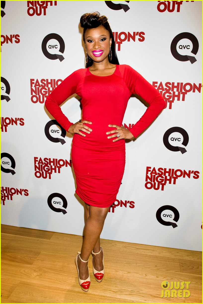 jennifer hudson nicole richie qvc for fashions night out 052716065