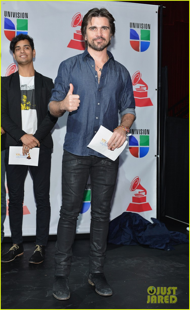 juanes latin grammys nominations announcement 08