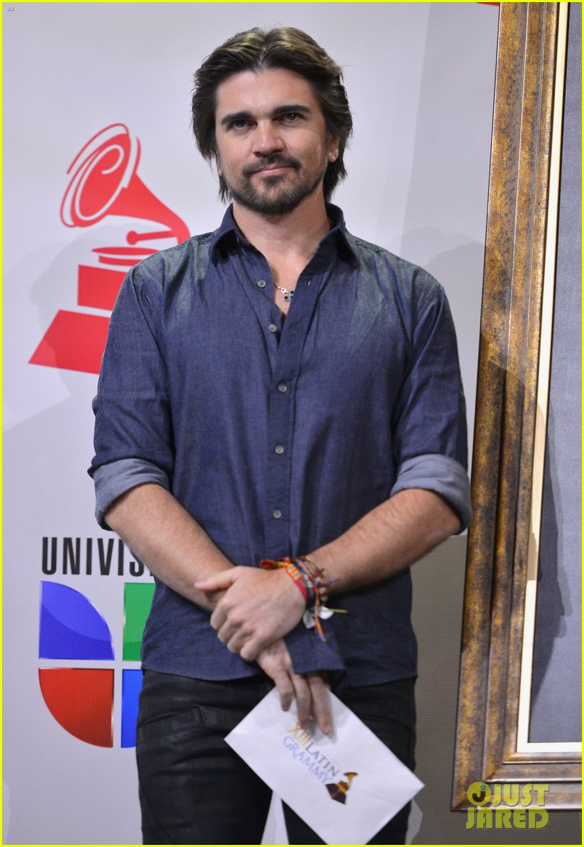 juanes latin grammys nominations announcement 11