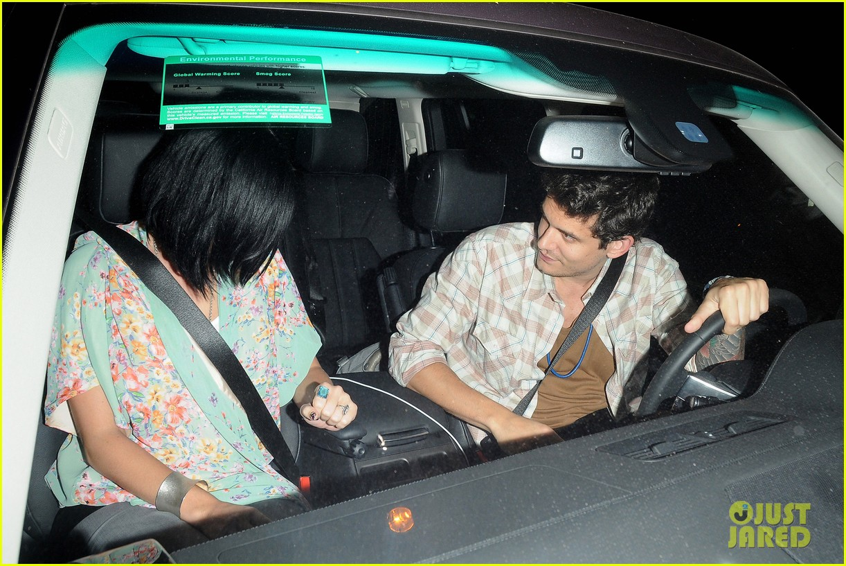 katy perry john mayer little door restaurant 082714367