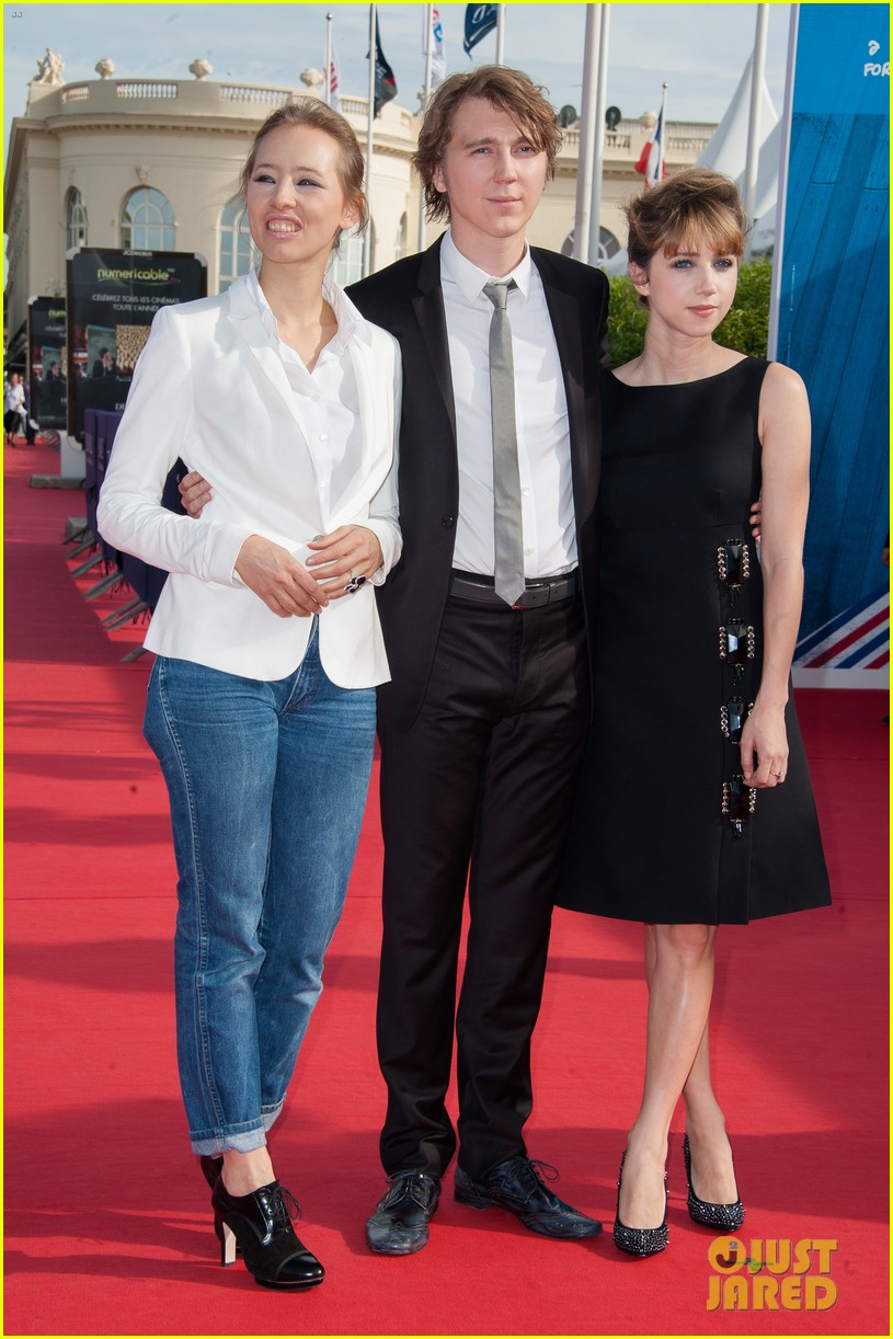 zoe kazan paul dano ruby sparks goes to deauville 052713262