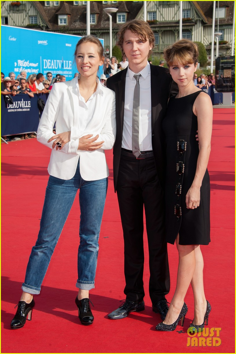 zoe kazan paul dano ruby sparks goes to deauville 32