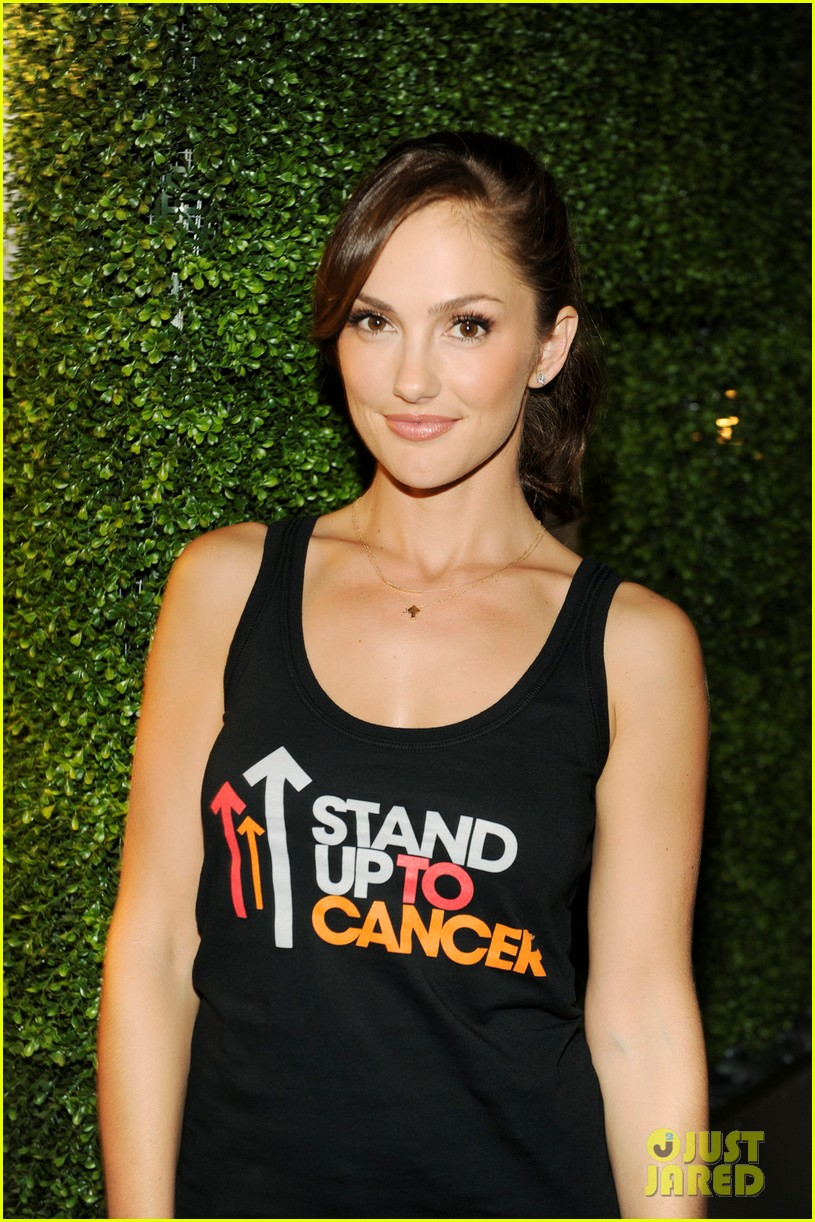 stacy keibler minka kelly stand up to cancer telecast 24