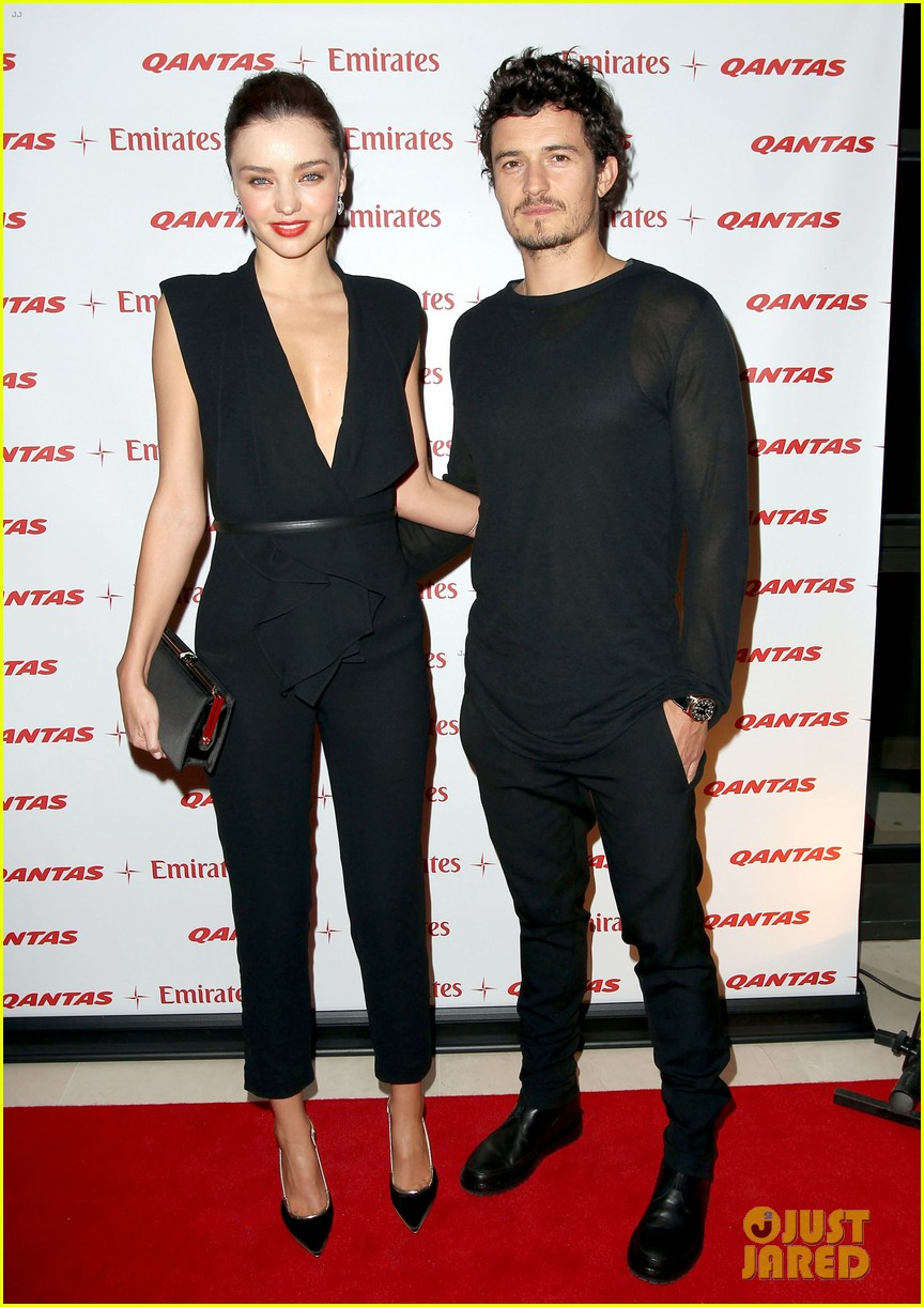 miranda kerr orlando bloom qantas emirates partner up 01