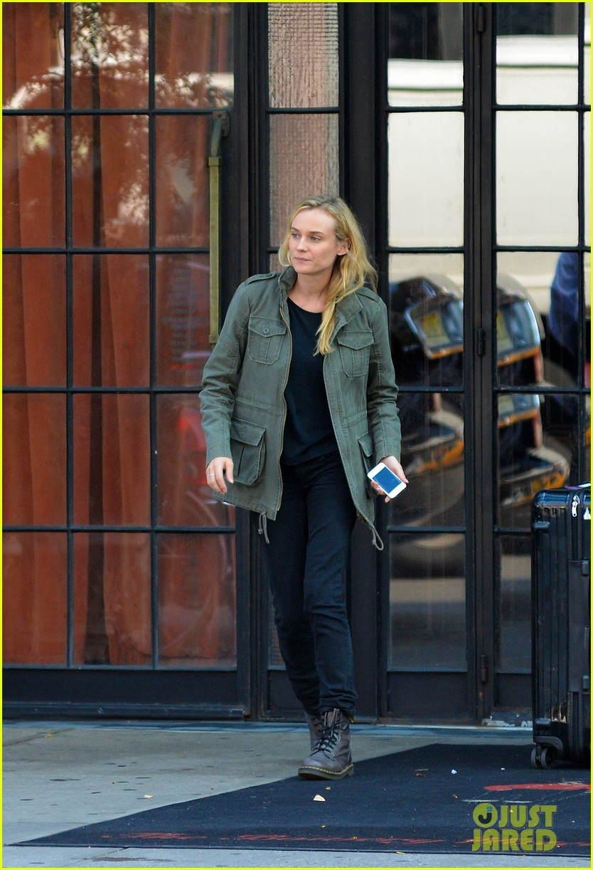 diane kruger checks out hotel 012729349