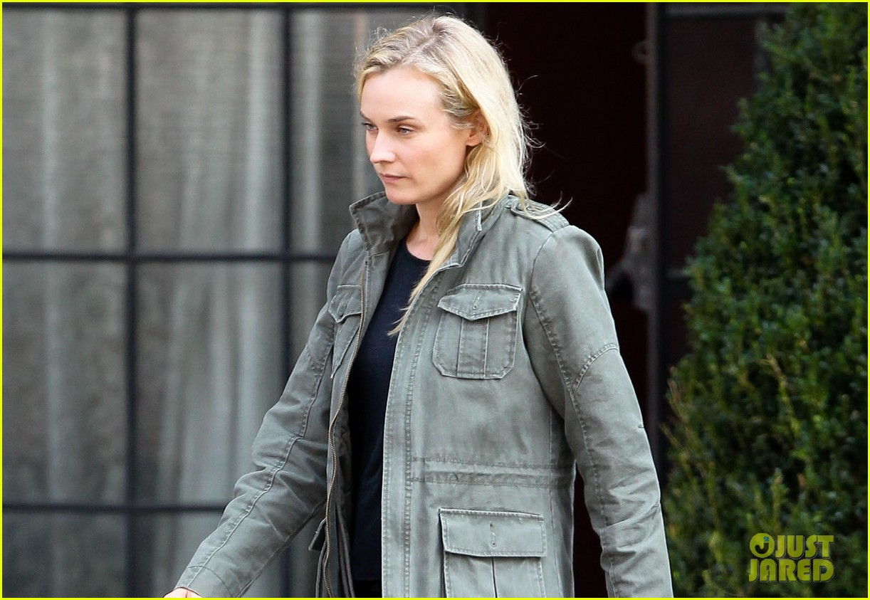 diane kruger checks out hotel 022729350