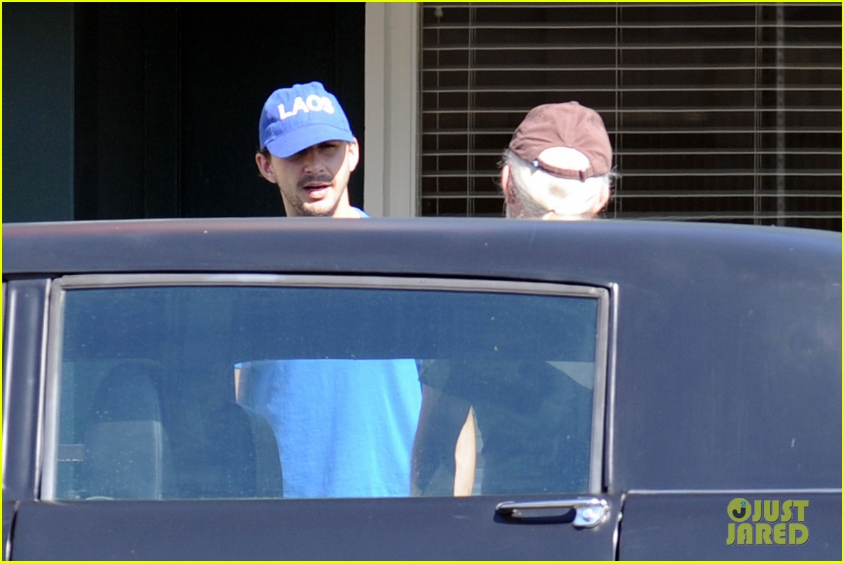 shia labeouf patys lunch 032727926