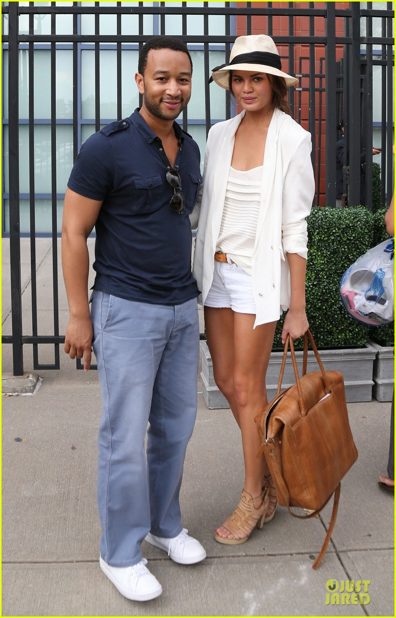 john legend chrissy teigen us open toast 012713653