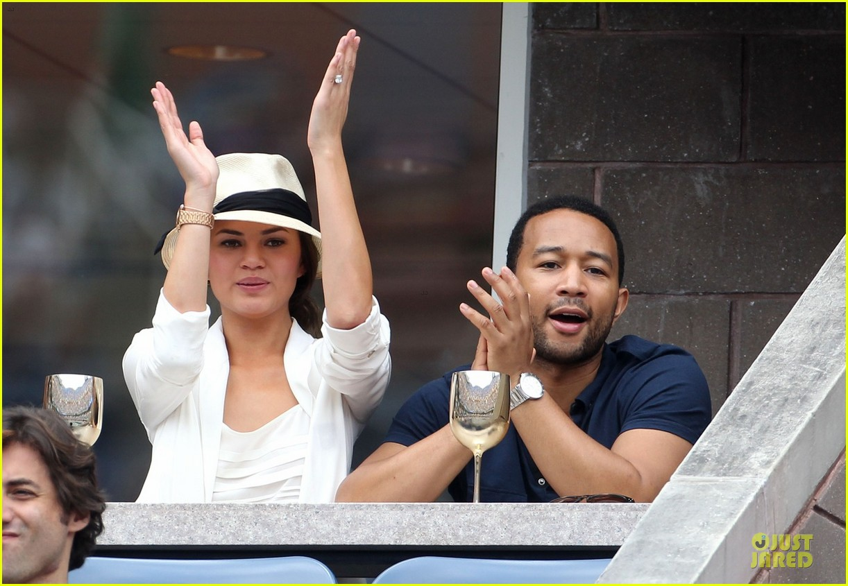 john legend chrissy teigen us open toast 04