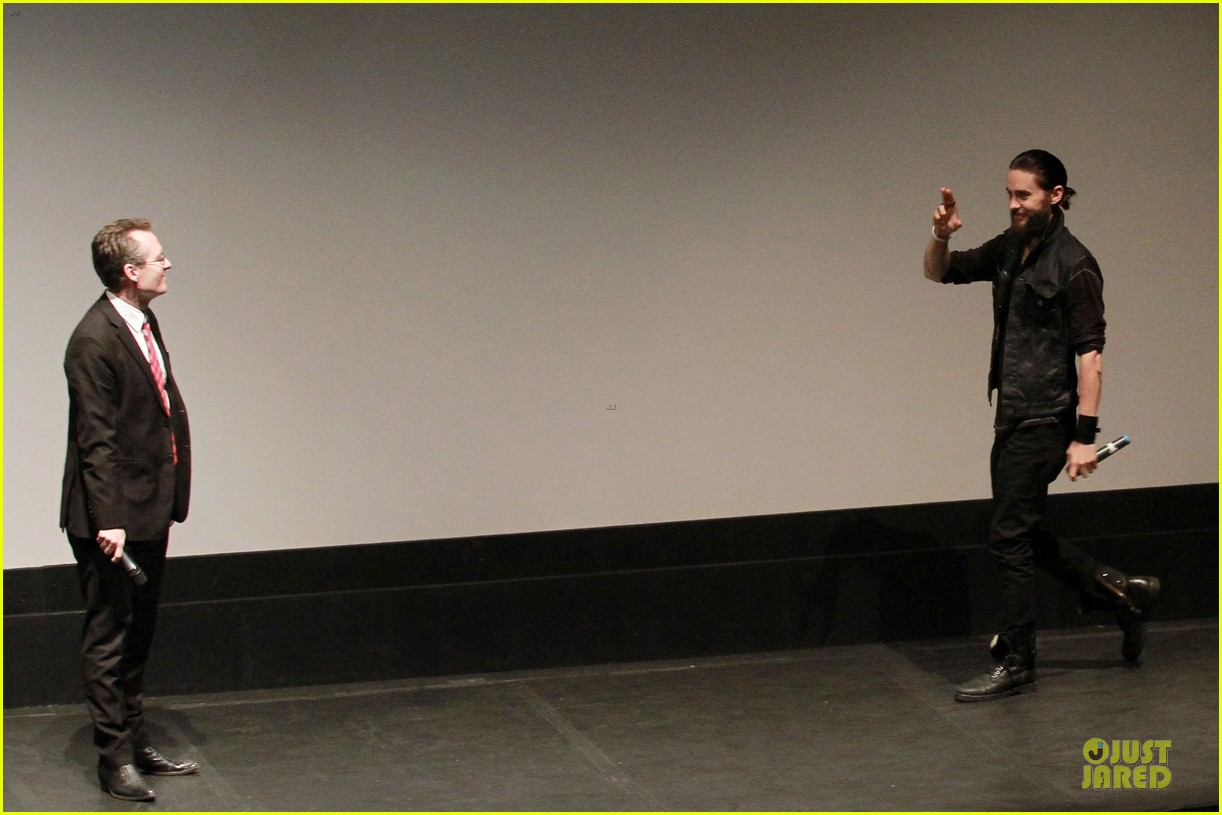 jared leto artifact tiff premiere 30