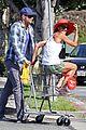 kellan lutz shopping cart ride for sharni vinson 07