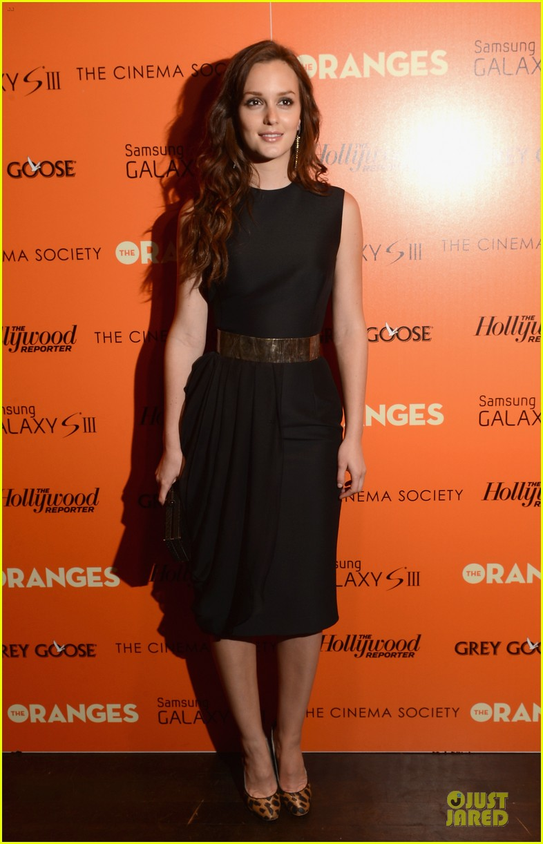 leighton meester the oranges screening 08