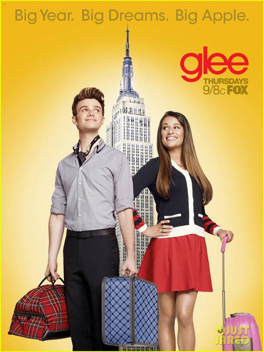 michele glee ny poster 03