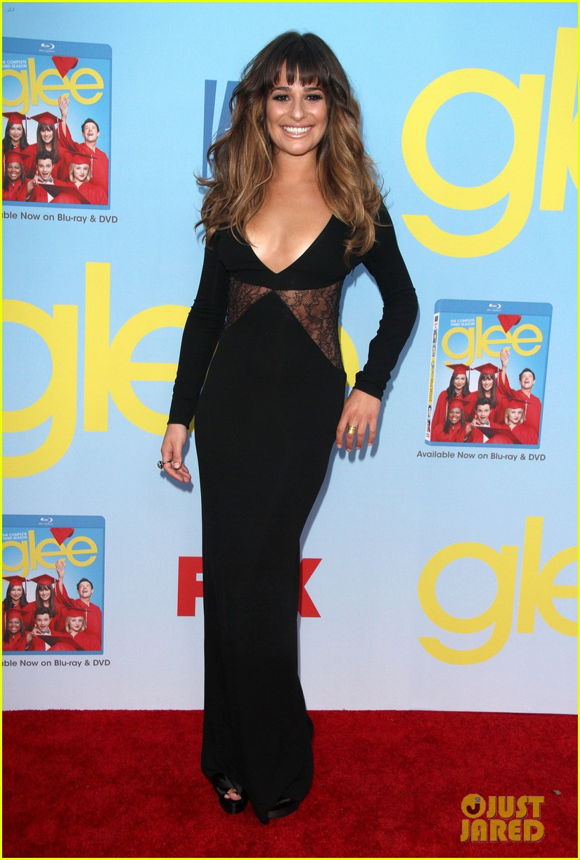 lea michele kate hudson glee season 4 premiere 01