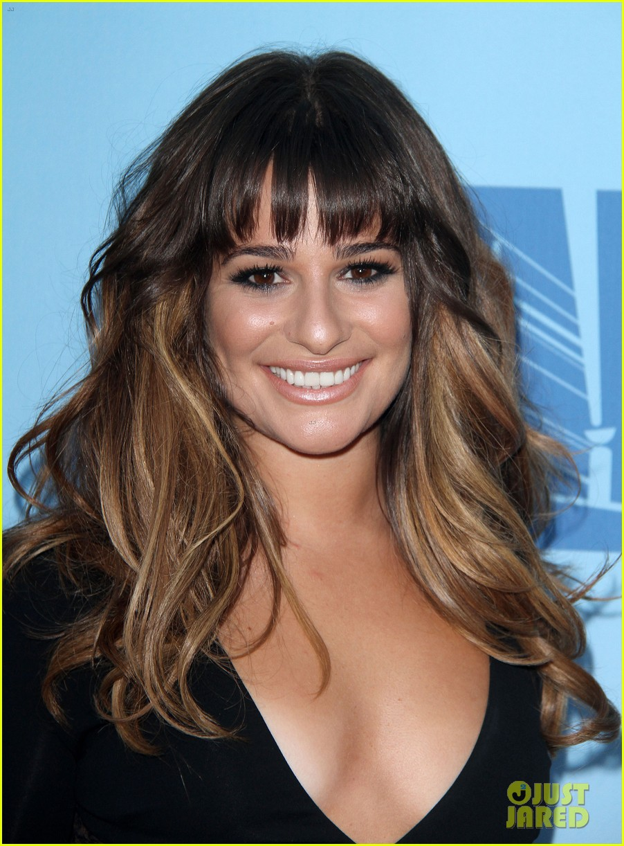 lea michele kate hudson glee season 4 premiere 02