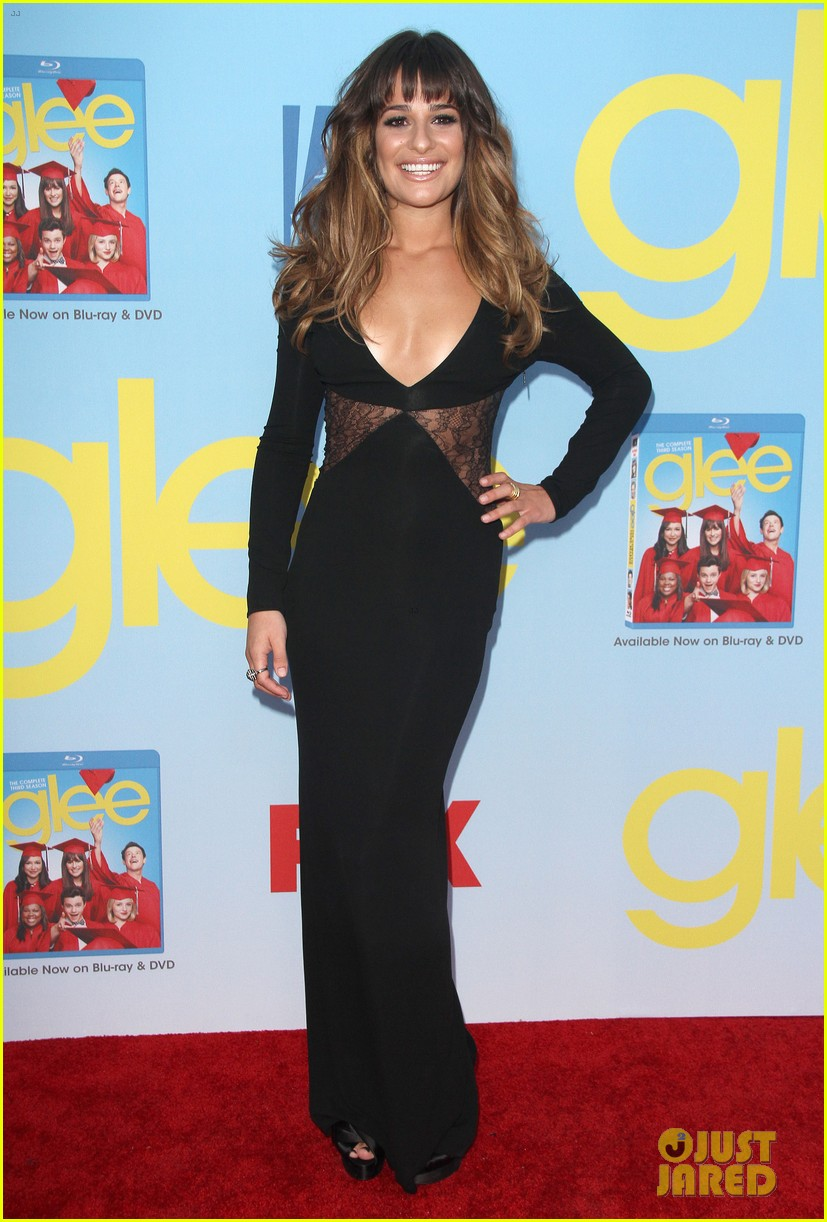 lea michele kate hudson glee season 4 premiere 13