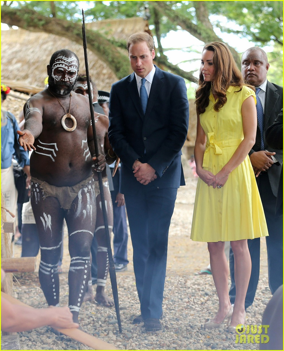 prince william duchess kate tavanipupu island visit 10