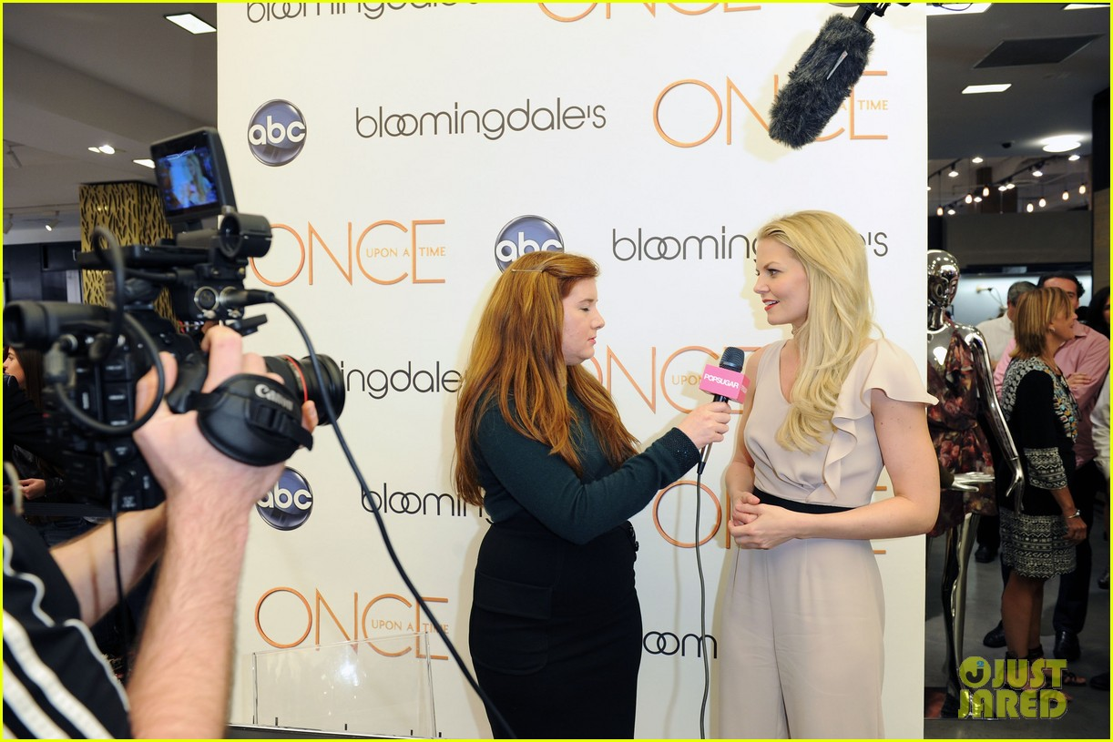 jennifer morrison bloomingdales once upon a time promo 032729793
