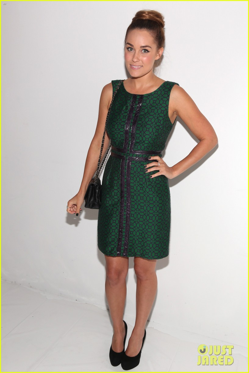 odette annable lauren conrad fashion week fierce 20
