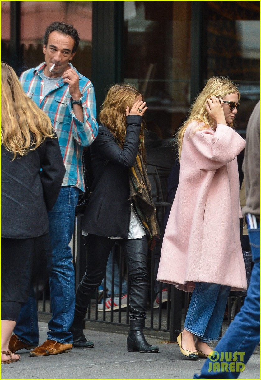ashley mary kate olsen lunch with oliver sarkozy 062730556