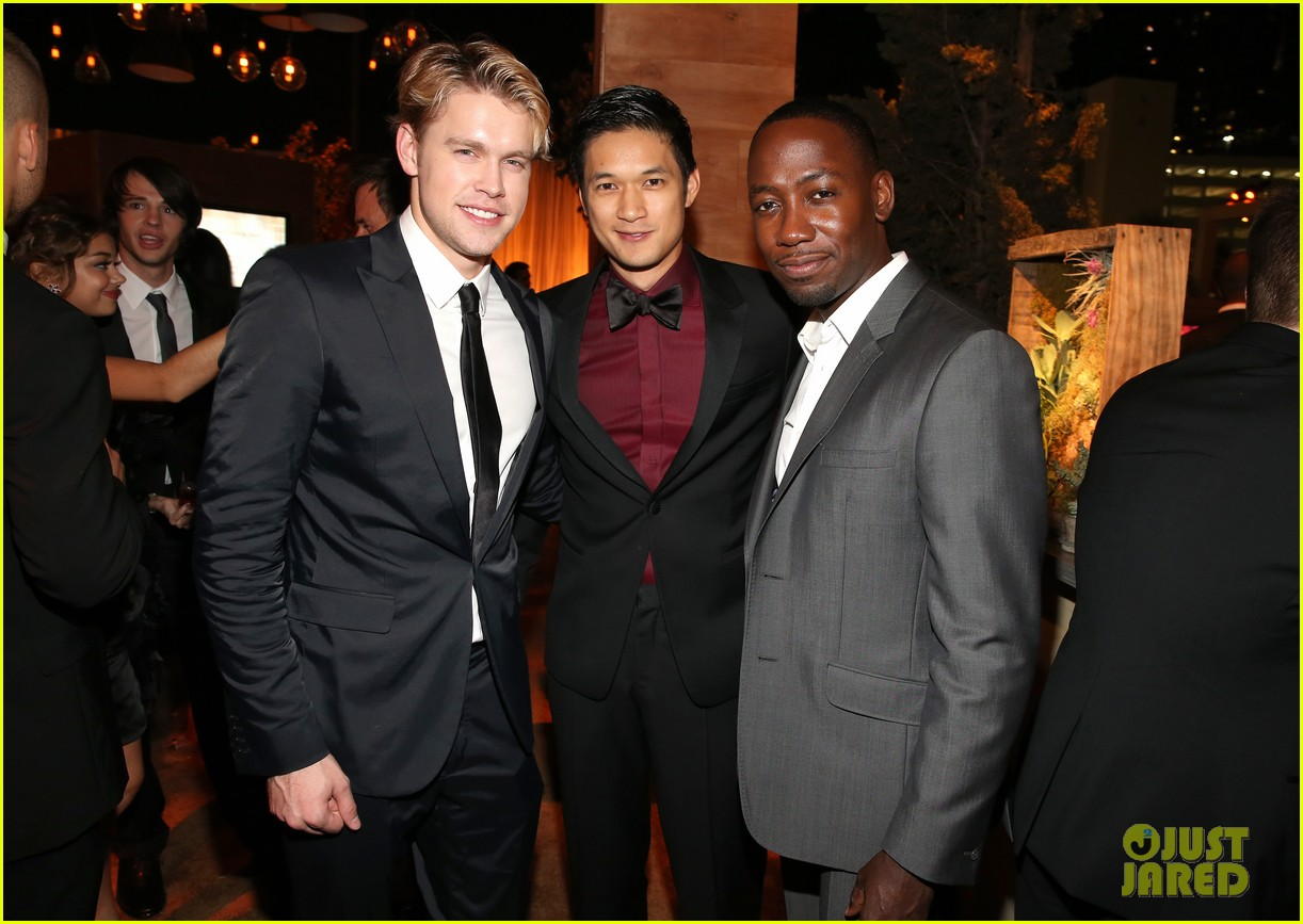 chord overstreet georgia king foxs emmys after party 02